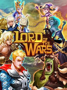 ロード・オブ・ザ・ウォー,アプリ,レビュー,無料,戦略,ゲーム,MMORPG
