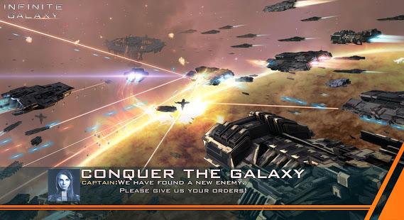 INFINITE GALAXY,アプリ,レビュー,無料,SF,ゲーム,戦略