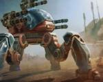 自分でカスタマイズした巨大ロボを操縦して暴れまくれる!『War Robots』